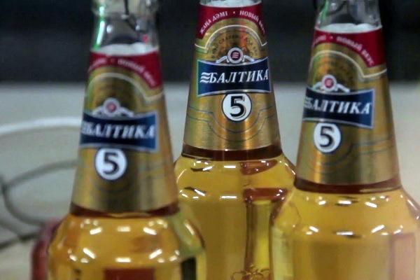 Виды пива Балтика: Балтика 7, Балтика 2, Балтика 3 и другие