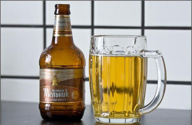 Пиво Старый мельник: обзор, особенности, характеристики