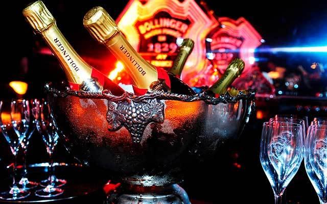 Французское игристое вино и шампанское: виды, марки, особенности