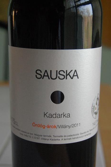 Прерасное Токайское венгерское вино: описание, отзывы
