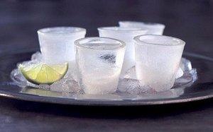 При какой температуре замерзает спирт, водка, настойки на алкоголе