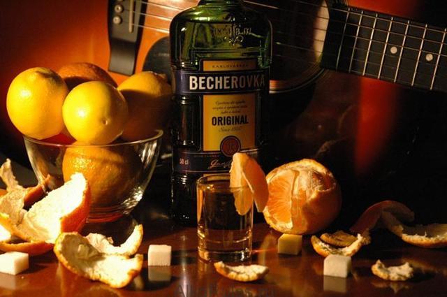 Бехеровка как пить правильно: ТОП-7 способов