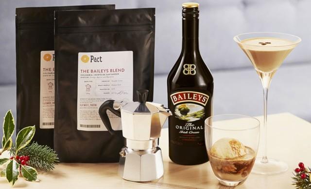 Кофе с ликером бейлиз и с другими горячительными напитками