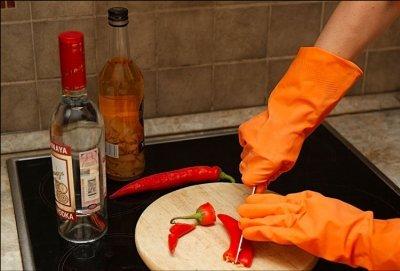 Перцовая настойка в домашних условиях: рецептура приготовления