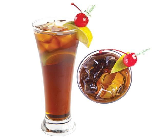 Ром с колой - всемирный коктейль привезенный из Кубы