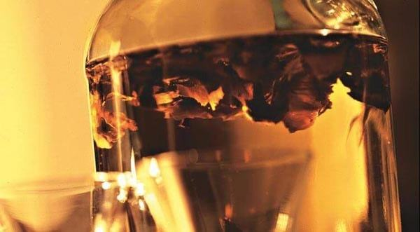 Настойка на перегородках грецкого ореха на самогоне, водке, спирте