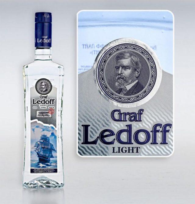 Водка Граф Ледофф отзывы, производитель, цены, характеристики