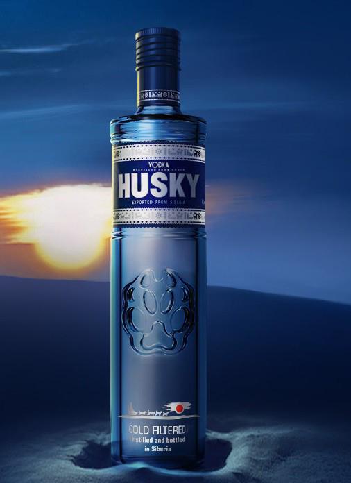Водка Хаски отзывы, обзор, производство, характеристики напитка