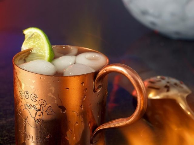 Московский мул коктейль готовим в домашних условиях: рецепты