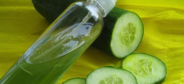 Огуречная настойка на водке, приготовленная в домашних условиях