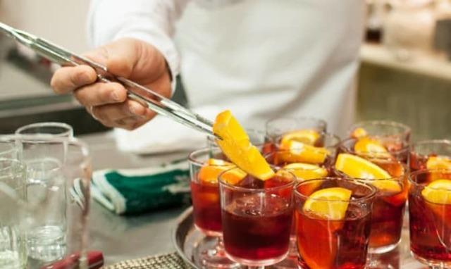 Негрони коктейль рецепт приготовления, правильный состав