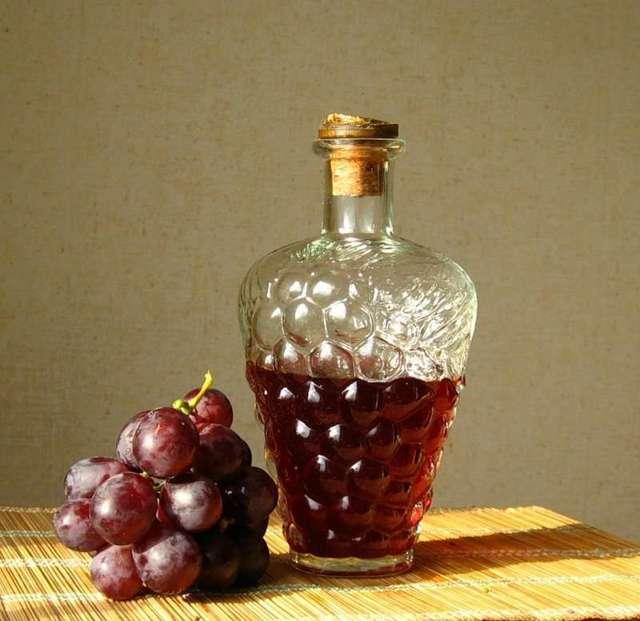 Виноградный уксус в домашних условиях простой рецепт
