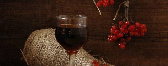 Вино из калины в домашних условиях: проверенные рецепты