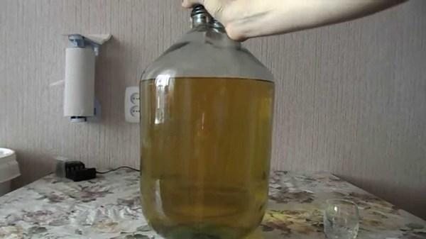 Полугар рецепт изготовления хлебного вина в домашних условиях