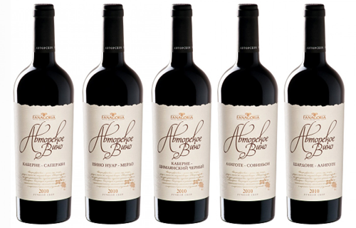 Обзор авторского красного вина Фанагория 1957 года