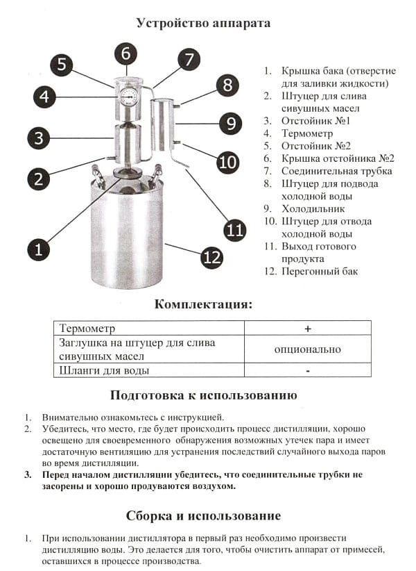 Как правильно пользоваться самогонным аппаратом на дому