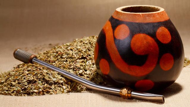 Как заваривать мате,полезные свойства и рецепты парагвайского чая