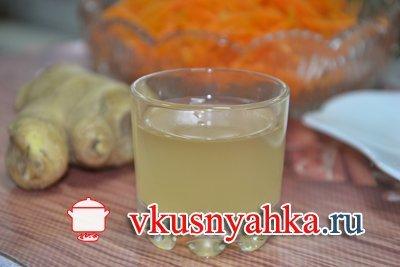 Имбирная настойка на водке, спирте, самогоне: домашние рецепты