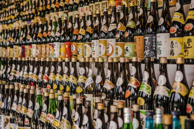 Саке сколько градусов в Японской водке, и как ее пить правильно