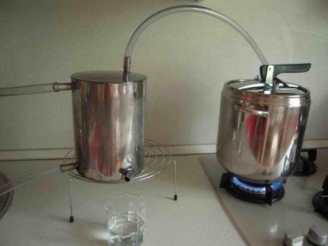 Домашний самогон учимься готовить с нуля и до полной готовности