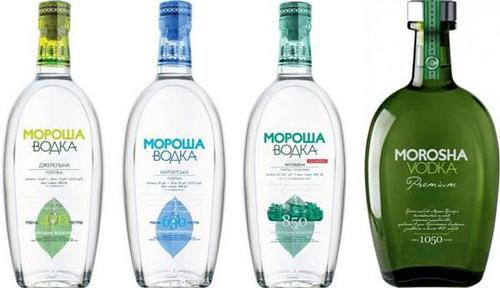 Водка Зеленая марка: характеристики, особенности, производство