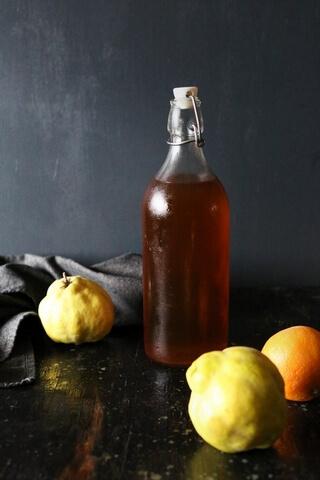 Настойка из айвы на водке, самогоне рецепты приготовления