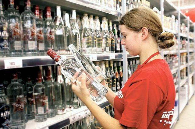 До скольки продают алкоголь в Москве и других регионах России