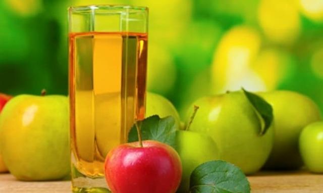 Водка с апельсиновым соком, яблочным соком, вишневым соком