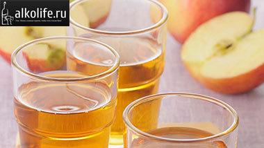 Яблочная настойка на водке легко готовится, вкусна и полезна