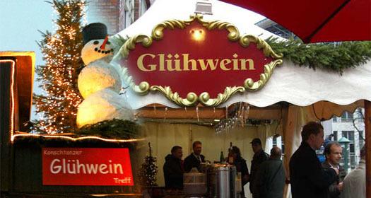 Глинтвейн из домашнего вина - это необычный немецкий напиток