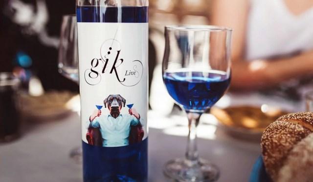 Ликер блю кюрасао и другой алкоголь синего и голубого цвета