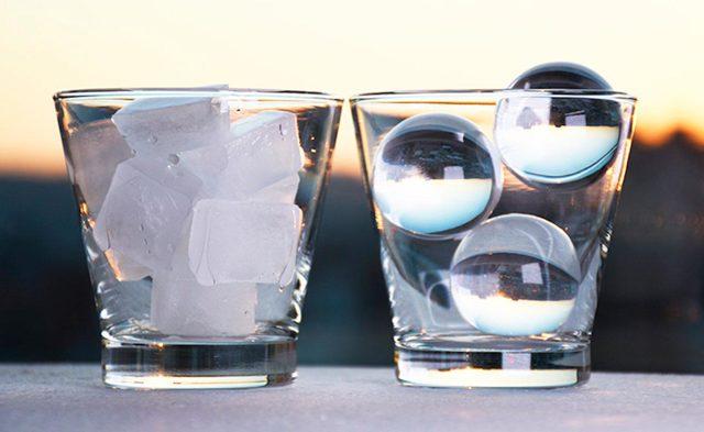 Как сделать лед для коктейлей и алкоголя в домашних условиях