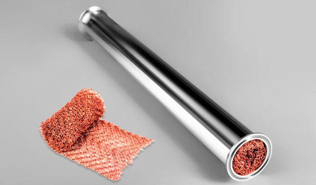 Самогонный аппарат с колонной: ректификат и дистиллят разница