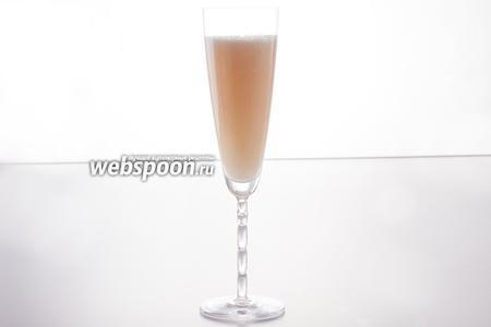 Беллини коктейль рецепт приготовления в домашних условиях