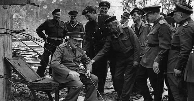 Любимый коньяк Черчилля: что пил великий политик