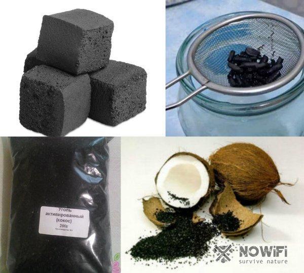 Очистка самогона углем в домашних условиях: способы углевания