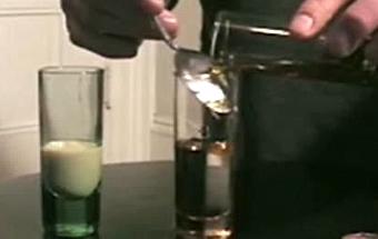 Коктейль Медуза рецепт приготовления в домашних условиях