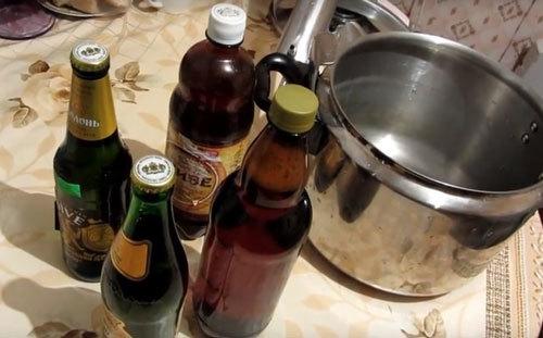 Самогон из пива: рецепты браги из просроченного и свежего напитка