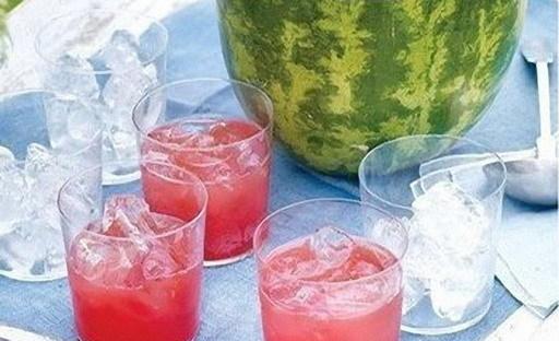 Арбуз с водкой, спиртом, текилой, джином: рецепты приготовления
