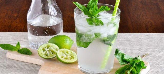 Алкогольный рецепт Мохито с водкой, ромом в домашних условиях