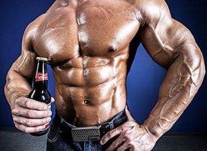 Пиво после тренировки: польза и вред пенного напитка