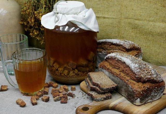 Готовим закваску для кваса: рецепты приготовления