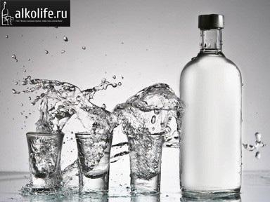 Как развести спирт водой правильно?