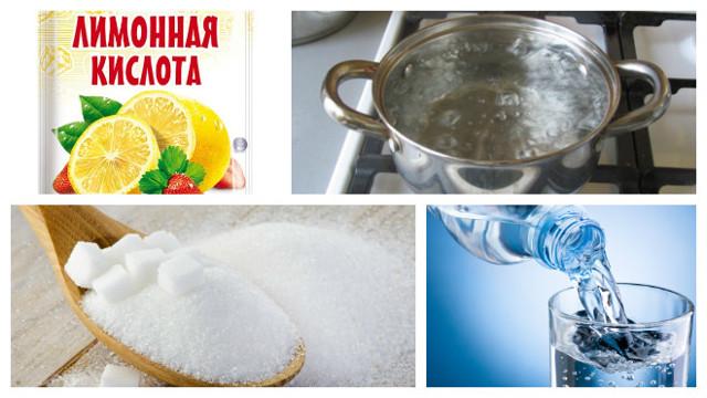 Инвертирование сахара для браги: особенности процесса