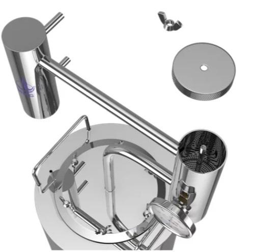 Медный самогонный аппарат или аламбик: обзор моделей